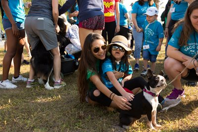 Day 3: Therapy Dogs & Dog Show
